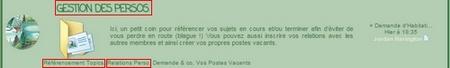 04 - Tutoriel pour jouer sur plateforme forum Gestionperso